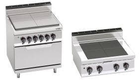 Hotplate cookers - ovens