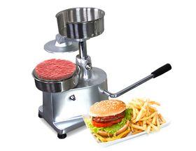 Hamburger machines