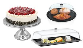 Cake stands / buffet trays