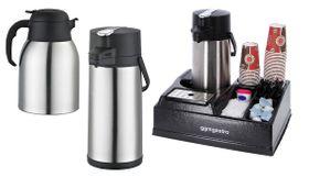 Vacuum flasks & Coffee stations