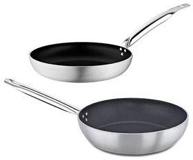 Aluminium pans – teflon coating