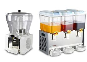 Electric juice dispensers