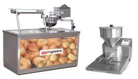 Donutmaschinen