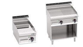 Elektro und Gas Bratplatten
