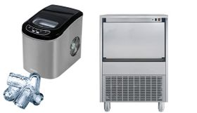 Ice cube machines & Ice cube makers