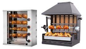 Chicken & pork grills