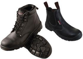 احذية بساق عالي او متوسط