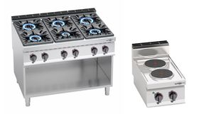 Electric & Gas stoves