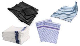 Dishcloths / microfibre cloths