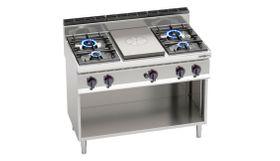 Plaques de cuisson par rayonnement - ensembles de cuisinière à gaz