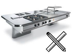 Appareils de cuisson sur mesure