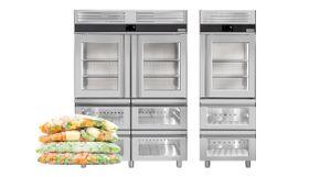 Kühlschränke / Tiefkühlschränke Glas