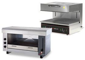 Pita ovens/ salamander grills