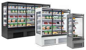 Wall refrigeration system