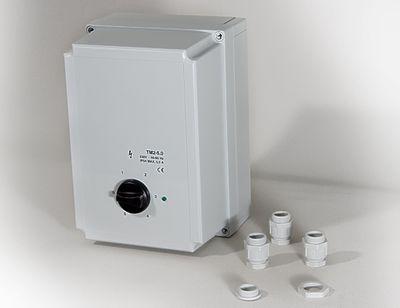 Drehzahlregler mit 5 Stufen - 230Volt - 7 Ampere