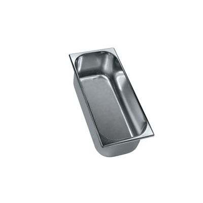 Eisbehälter - 360 x 165 x 150 mm - 6,5 Liter