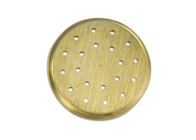 Spaghetti pasta shape cutter 2 mm