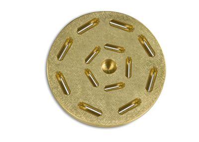 Fettuccine pasta shape cutter 8 mm