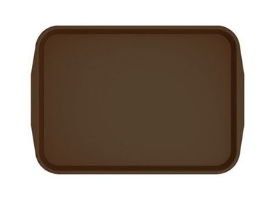 Cafeteria Tray 440 x 320mm - brown