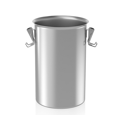 Stainless steel containers for SRK5