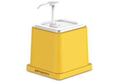 Mustard dispenser - 2 liters