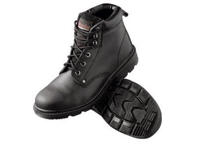 أحذية السلامة سوداء - مقاس 44 Slipbuster