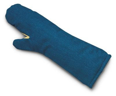Oven gloves – blue – up to 300 °C