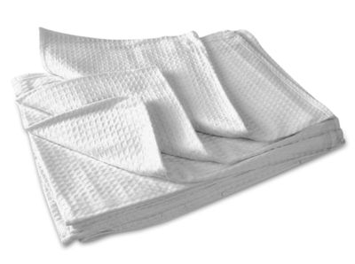 Dish towel – white – pack of 10
