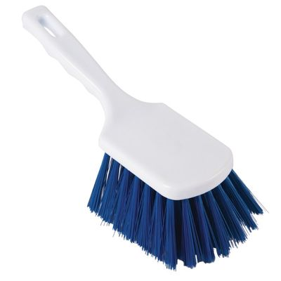 Handbürste - Harte Borsten - Blau - 25 cm