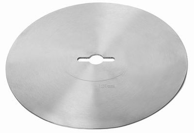 Knife - round - Ø 120 mm