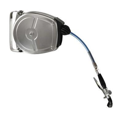Hose reel with case & spray head - 5 metres