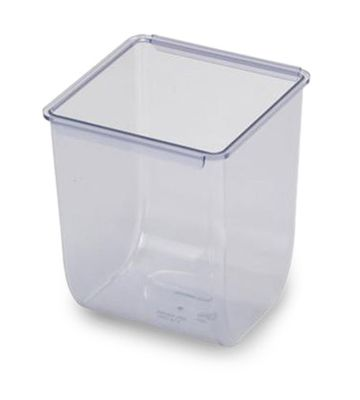 Submerged container - narrow - 1.65 litres