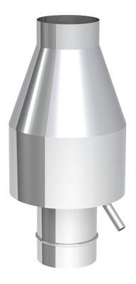 Deflektorhaube - Ø 400 mm