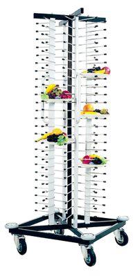 Tellerstapler - 0,76 x 0,76 m
