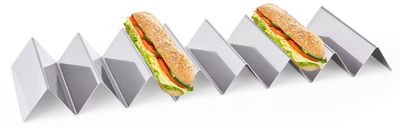 ستاند عرض وجبات خفيفة مع سبع طبقات