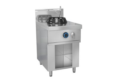 Gas wok stove - with 1 hob - 14 kW