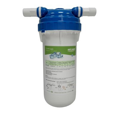 Water filter system for ice cube makers - 60,000 litres