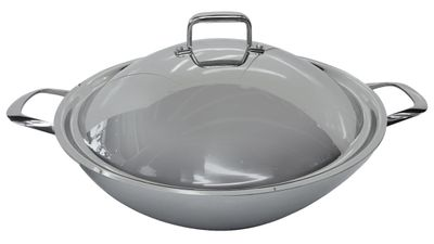 Wok pan - Ø 42 cm