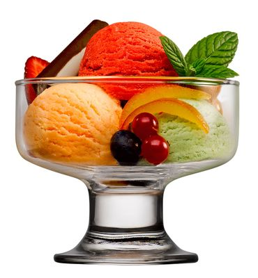 Iceville sundae glass - 0.26 litres - set of 24