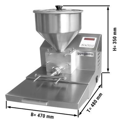 Automatic filling machine - 8 liters