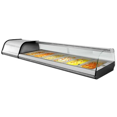 Tapas - Refrigerated display case for 8 x GN 1/3