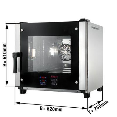Bakery & combi-steamer 4x EN 460 x 330