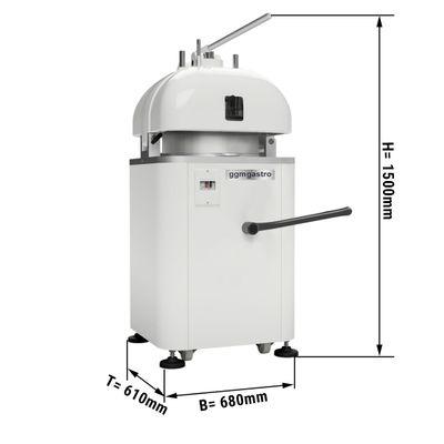 Bread roll press - Capacity: 1300 bread rolls /h   Kneading machine  Cleaving machine   Dough dividing machine   Dough divider   Dough kneading machine
