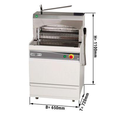 Bread slicer - 8 mm