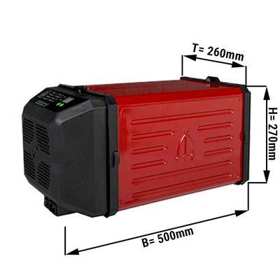 Dörrgerät / Dehydrator PRO - inkl. 6 Trockenschalen
