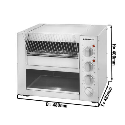 Roband- Industrial Toaster