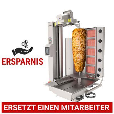 Gas Dönerroboter - bis max. 120 kg