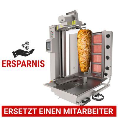 Gas Dönerroboter - bis max. 95 kg