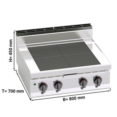 Elektro Glühplatte (12 kW)