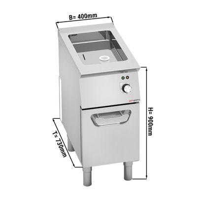 Elektro Multifunktionsbräter - mit 1 Grillbecken (fest) - 11,5 Liter (4,8 kW)